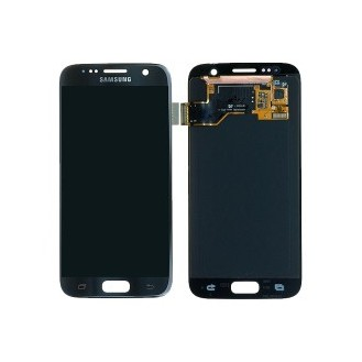 LCD Display Samsung G930F Galaxy S7 Original full set weiss