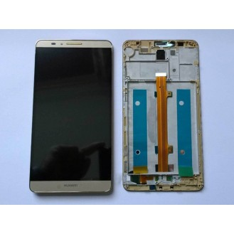 Huawei Mate 7 LCD Touch Screen Display weiss