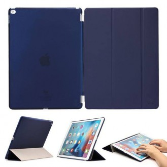 iPad Pro 9.7 Smart Cover Case Dunkel Blau