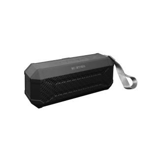 """Bluetooth Speaker """"Heavy"""" Lautsprecher Schwarz"""