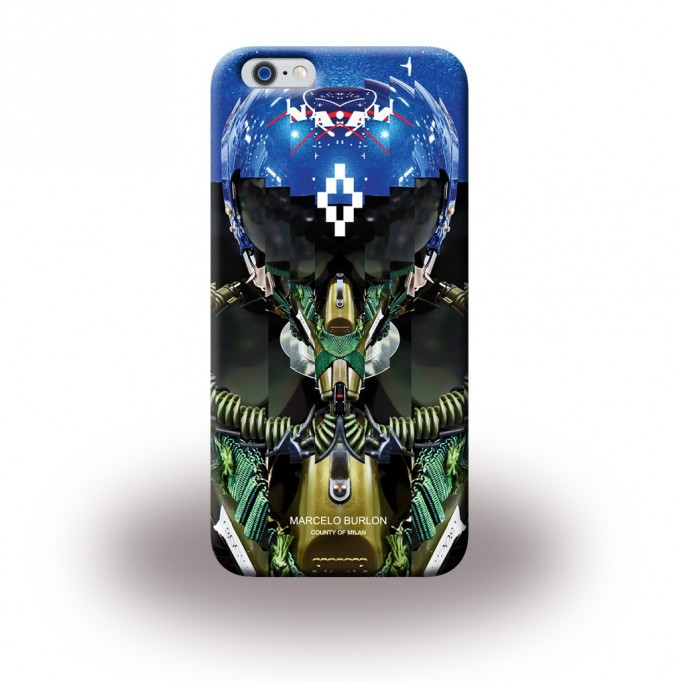 Marcelo Burlon Puntarenas Hard Case  iphone 6 / 6s