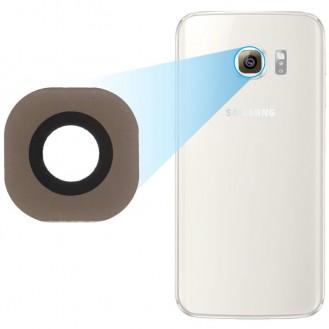 Kamera Linse für Samsung Galaxy S6 Edge - Gold