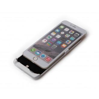 iPhone 6/6s Externer Akku Weiss Case