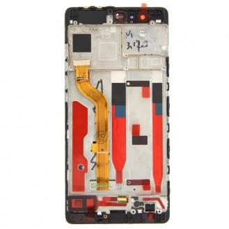 Huawei Ascend P9 LCD Display Touchscreen mit Rahmen