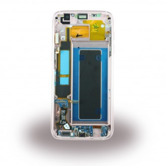 Original LCD Display Samsung G935F Galaxy S7 Edge full set Rose