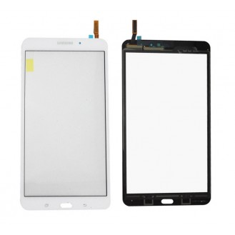 Display Glas Touchscreen Weiss Galaxy Tab 4 8""