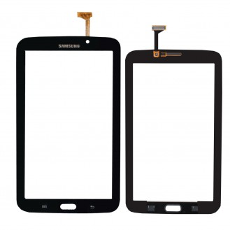 "Display Glas Touchscreen Galaxy Tab 3 7"" T210 Schwarz"