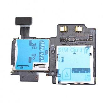 Samsung Galaxy S4, I9505 SIM  MicroSD Kartenleser