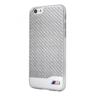 """BMW Carbon Alu Cover iPhone 6/6S 4,7"""""""