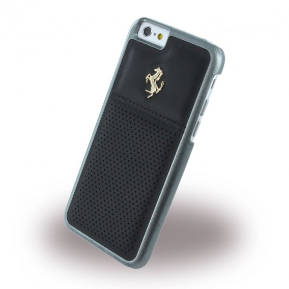 Ferrari GTB Hard Case für Apple iPhone 6, 6s Black