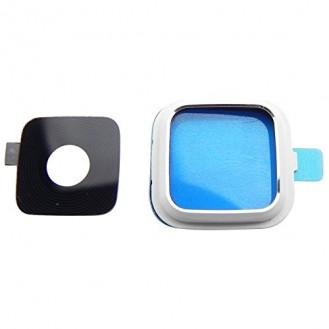 Samsung Galaxy Note Edge Linse Kameraglas Weiss