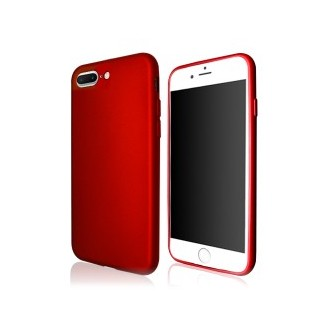 UMKU TPU Case iPhone 7 Plus Red