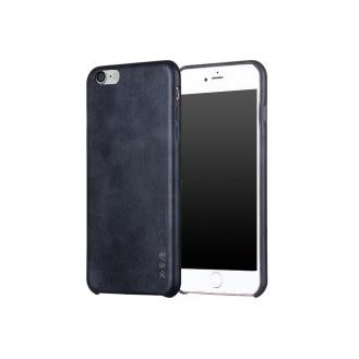 Vintage TPU Case Apple iPhone 7 Schwarz