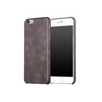 Vintage TPU Case Apple iPhone 7 Braun