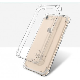Clear shock proof Cover iPhone 7 Plus Transparent