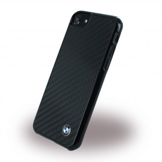 More about BMW - Carbon Fiber - Hardcover / Case / Handyhülle   iPhone SE 2020 / 8 / 7