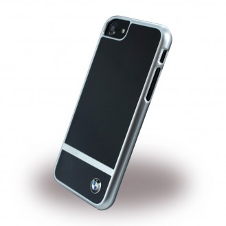 BMW - BMHCP7ASBK - Aluminium Stripe - Hardcover / Case / Handyhülle  iPhone 7