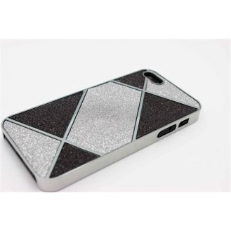 Bling Glitzer Strass Hard Case Cover iPhone 5 / 5S / SE