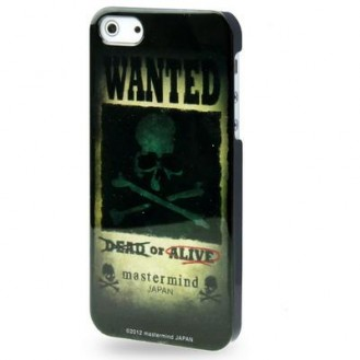 Skull Totenkopf Motiv Hard Case Cover für iPhone 5 / 5S / SE