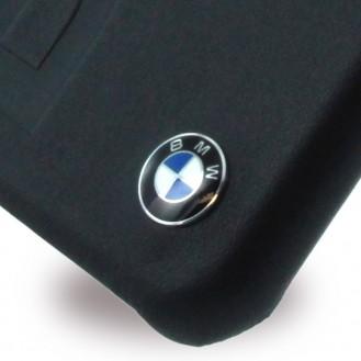BMW Signature Debossed Logo - Leder Cover iPhone 7 Plus