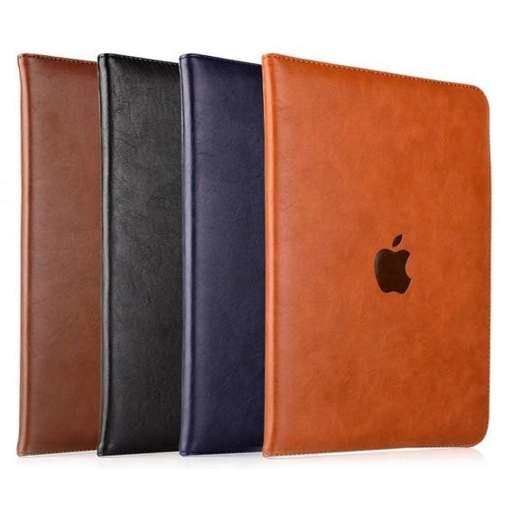 Luxus Leder Smart Case iPad Mini 1 / 2 / 3 Elegant pink