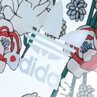 Adidas Originals Female TPU Case Handyhülle iPhone 7