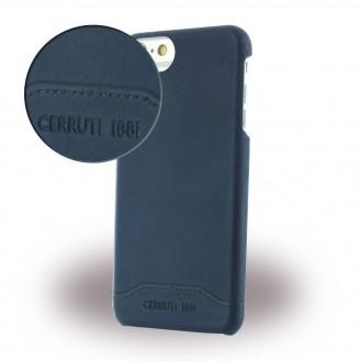 Cerruti 1881 Smooth Split - Kunstleder Hardcase iPhone 7
