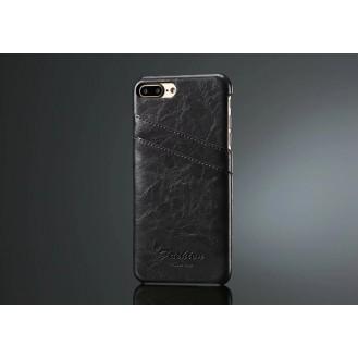 Retro Leder Hüllen Tasche iPhone 7 Plus