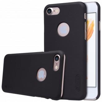Nillkin Matt Frosted Case iPhone SE 2020 / 8 / 7 Schwarz