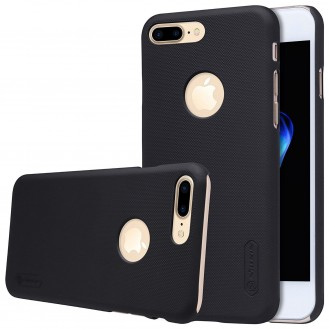 Nillkin Matt Frosted Case iPhone 7 Plus Schwarz