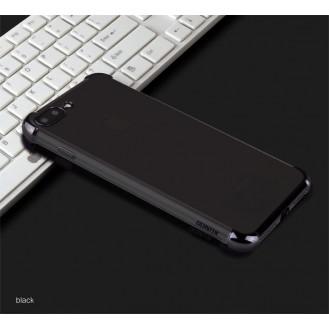 Exklusive Schutz Hülle iPhone SE / 8 / 7 Schwarz