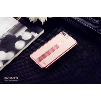 Edle Bling Hülle für iPhone 7 Plus Rosa