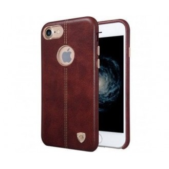 Nillkin Englon Leder Case iPhone 7 Plus Braun