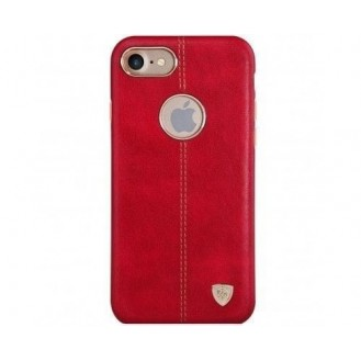 Nillkin Englon Leder Case iPhone 7 Plus Rot