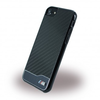 MW - BMHCP7ASBK - Aluminium Stripe - Hardcover / Case / Handyhülle iPhone 7