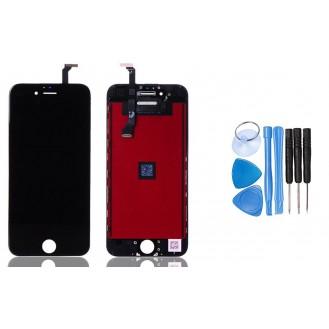 Schwarz LCD AAA Display + Werkzeug iPhone 6 A1549, A1586, A1589