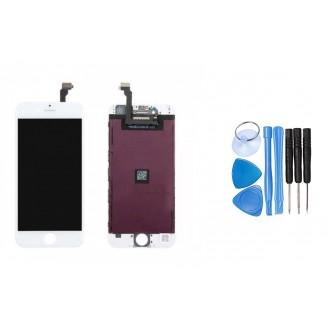 Weiss LCD AAA Display + Werkzeug iPhone 6