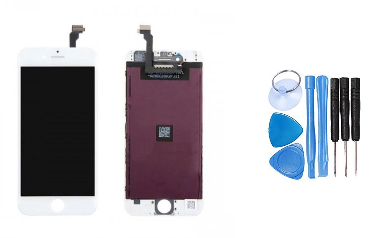 weiss lcd aaa display werkzeug iphone 6
