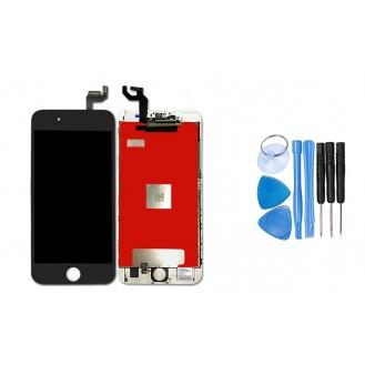 Schwarz LCD OEM Display + Werkzeug iPhone 6S A1633, A1688, A1700