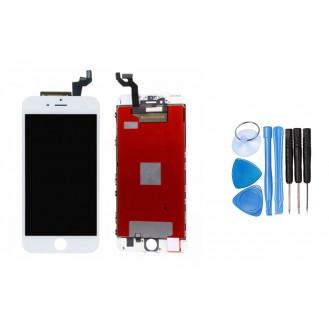 Weiss LCD AAA Display iPhone 6S Werkzeug
