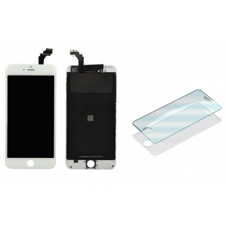 iPhone 6 Plus LCD AAA Display + Panzer A1522, A1524, A1593