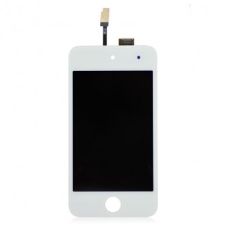 Weiss LCD Display Touchscreen iPod Touch 4 4G