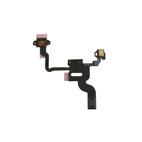 iPhone 4s Sensor Flex kabel Lichtsensor Ein Aus Schalter
