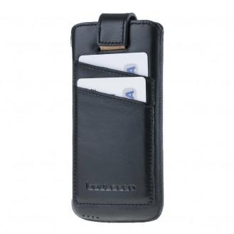 Bouletta Multicase CC Iphone 6, 6S Ledertasche Hülle mit Kartenfächern