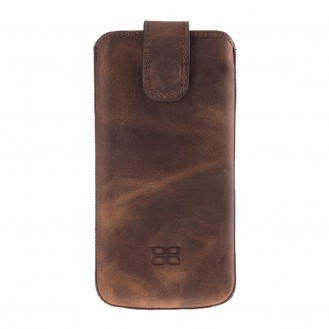 Bouletta Multicase CC Iphone 6, 6S Ledertasche Hülle mit