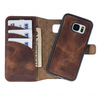 Bouletta Echt Leder Magic Wallet Galaxy S7