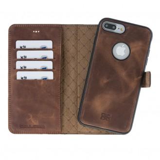 Bouletta Echt Leder Magic Wallet iPhone 7 Plus