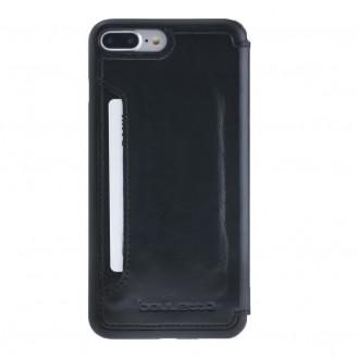 Bouletta Echt Leder iPhone 7 Plus Slim Book