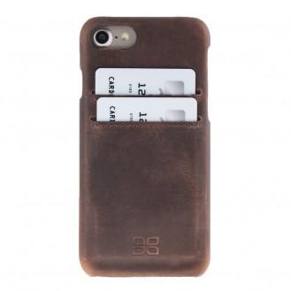 Bouletta Echt Leder Case iPhone 7 Ultimate Jacket CC