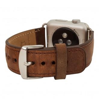 Bouletta ECHT LEDER Apple Watch 38 mm Serie 1/2 Armband